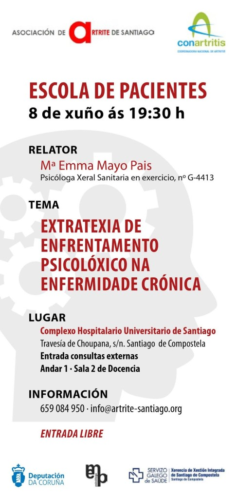 cartel do curso